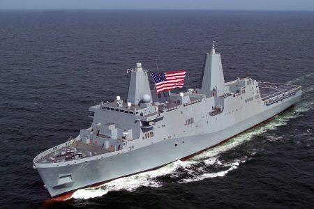 US Navy LPD
